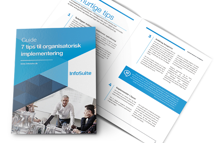 Guide: Organisatorisk implementering af Business Intelligence